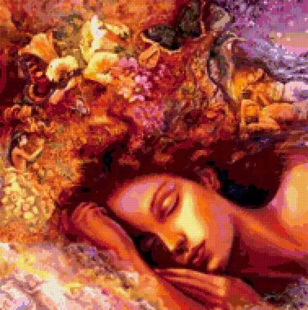 Красивый сон, предпросмотр