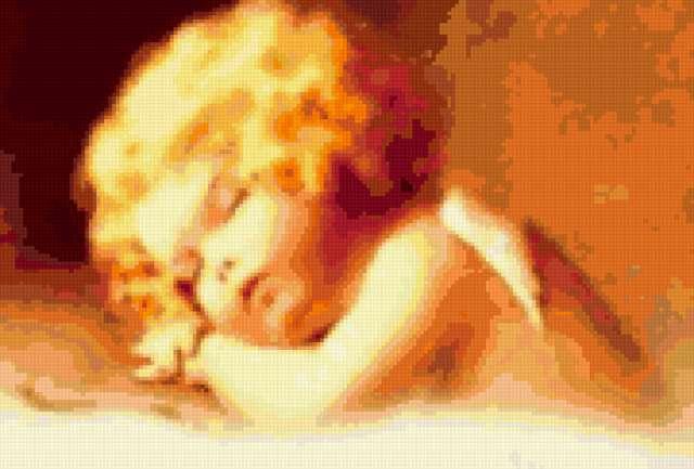 Ангел спит, предпросмотр