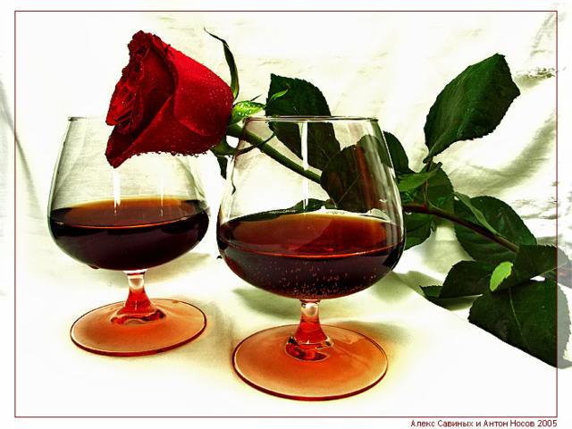 Вино для двоих, оригинал