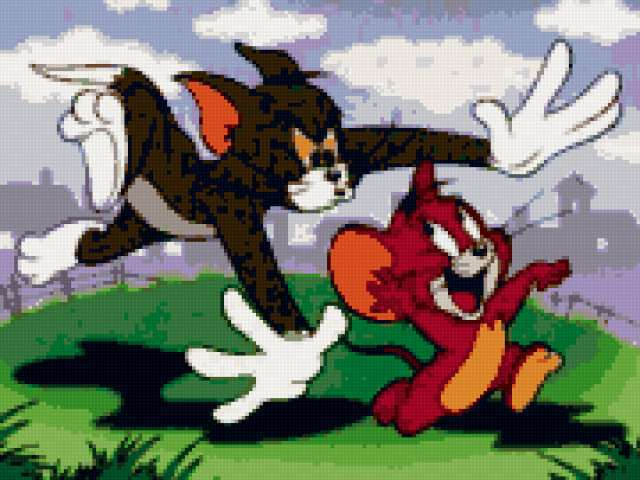 Том и Джерри, предпросмотр