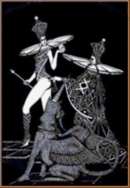 Танец козерога, предпросмотр