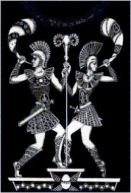 Танец овена, предпросмотр
