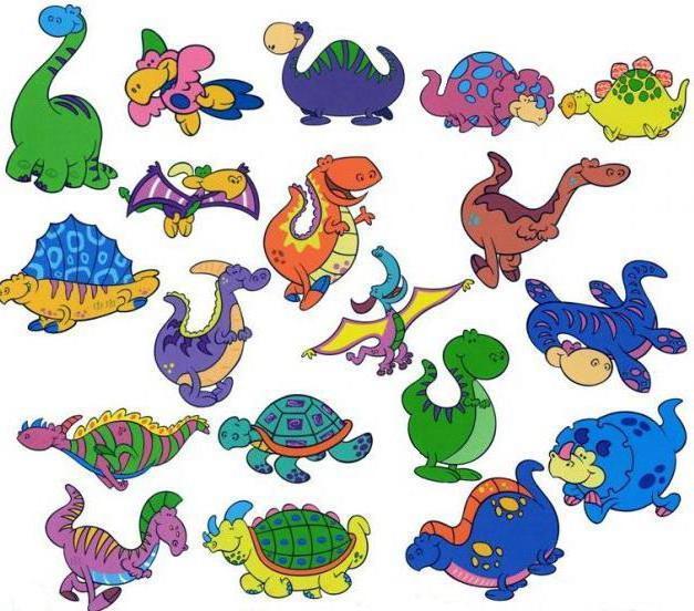 Динозаврики, дети, динозавры