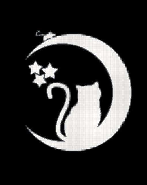 Кошки-мышки на луне,