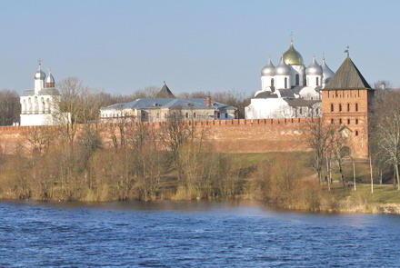 Великий Новгород, города