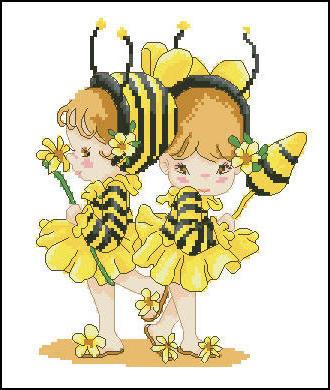 Дети пчелы, оригинал