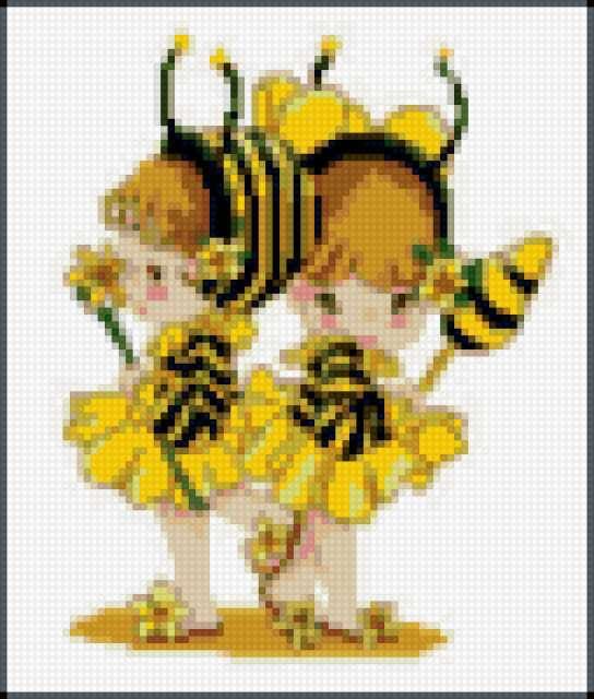 Дети пчелы, предпросмотр