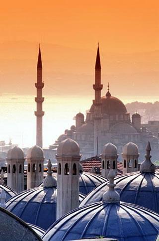 Турция, страны, архитектура