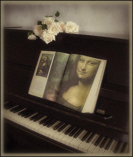 Пианино, оригинал
