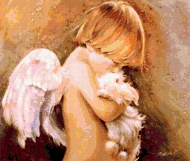 Сладкий ангелочек-4, ангелочек