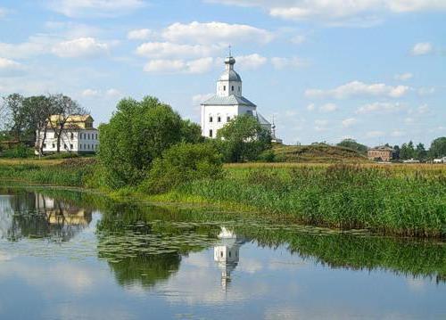 Храм на реке, оригинал