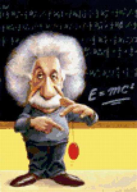 Эйнштейн, предпросмотр