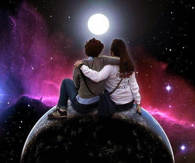 Свидание при Луне, оригинал