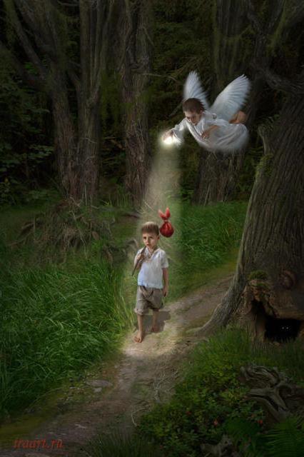Ангел- хранитель, ангел