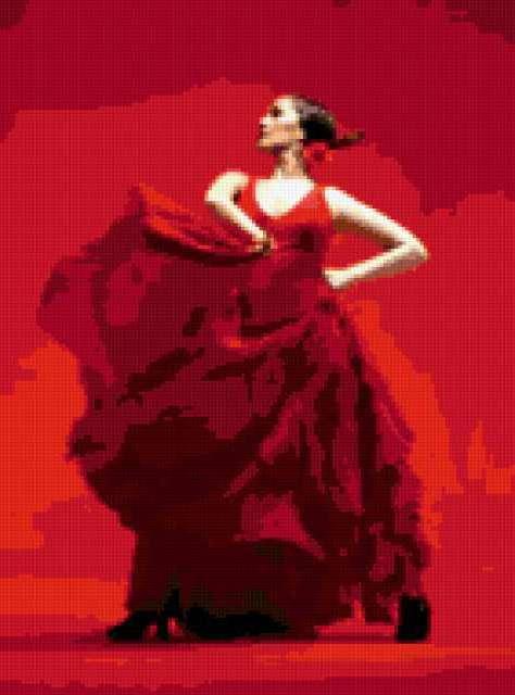 Фламенко, предпросмотр