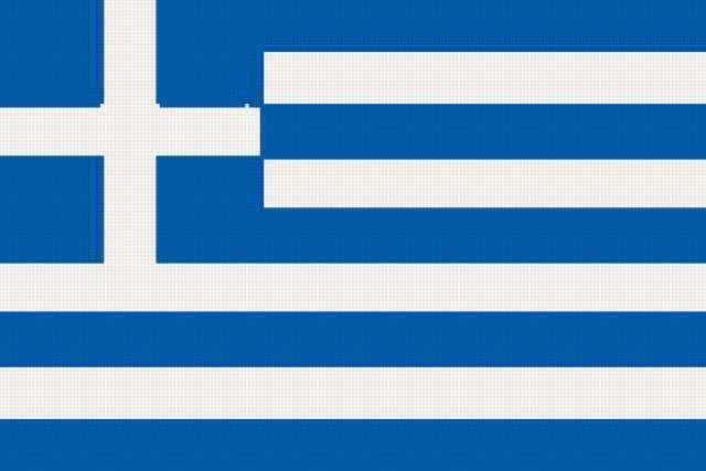 Флаг Греции, предпросмотр