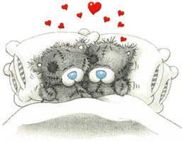 доброе утро картинки мишка