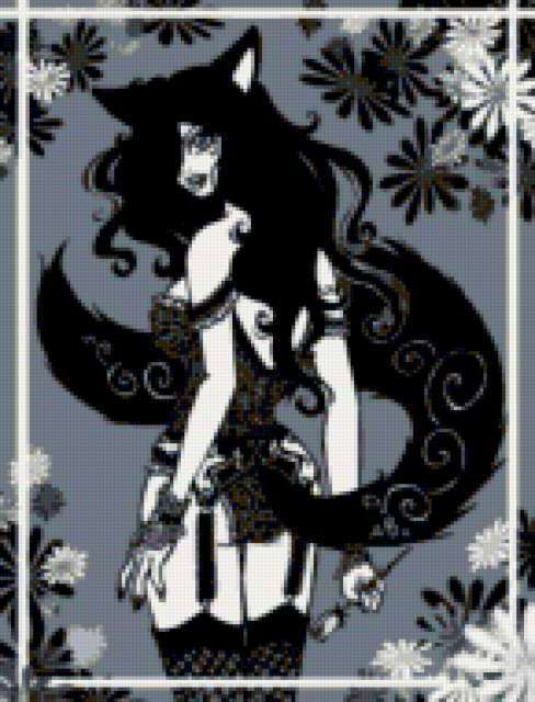 Женщина-кошка, предпросмотр