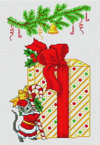 Новогодние подарки, новый год,
