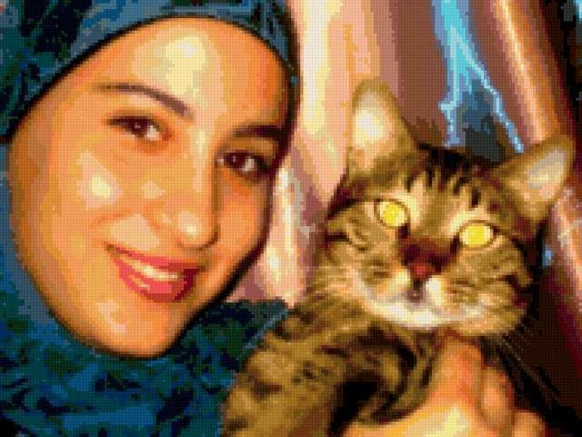 Арабская красавица