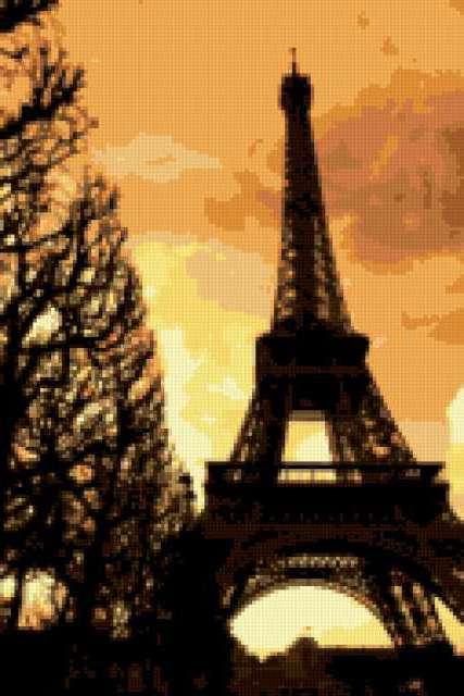 Эйфелева башня, эйфелева башня
