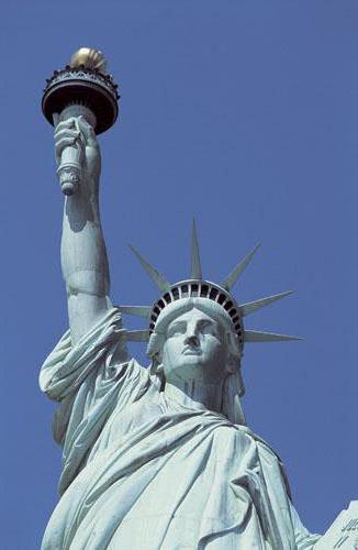 Статуя Свободы, оригинал