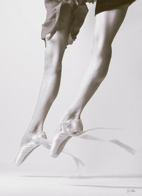 Балет, балет, пуанты, ноги,