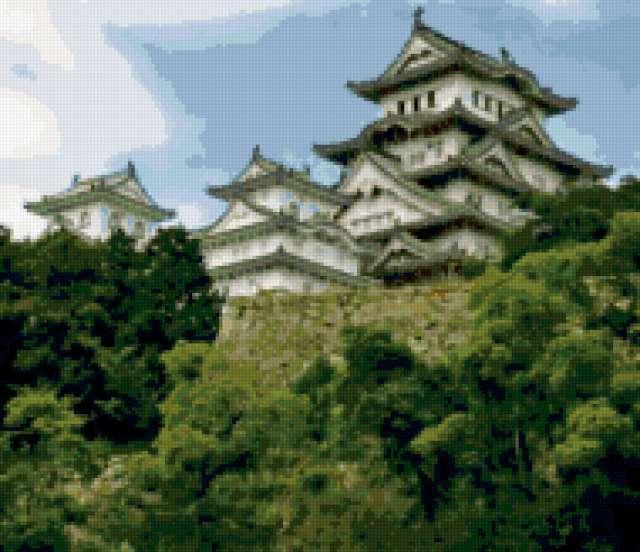 Здание япония 2 , предпросмотр