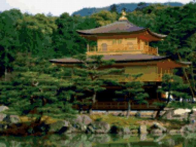 Здание япония, предпросмотр