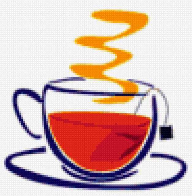 Чашка чая, предпросмотр