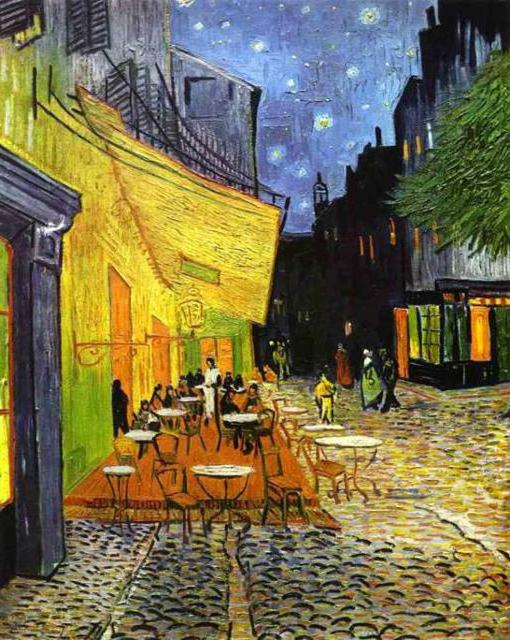 Кафе Ван Гог, оригинал