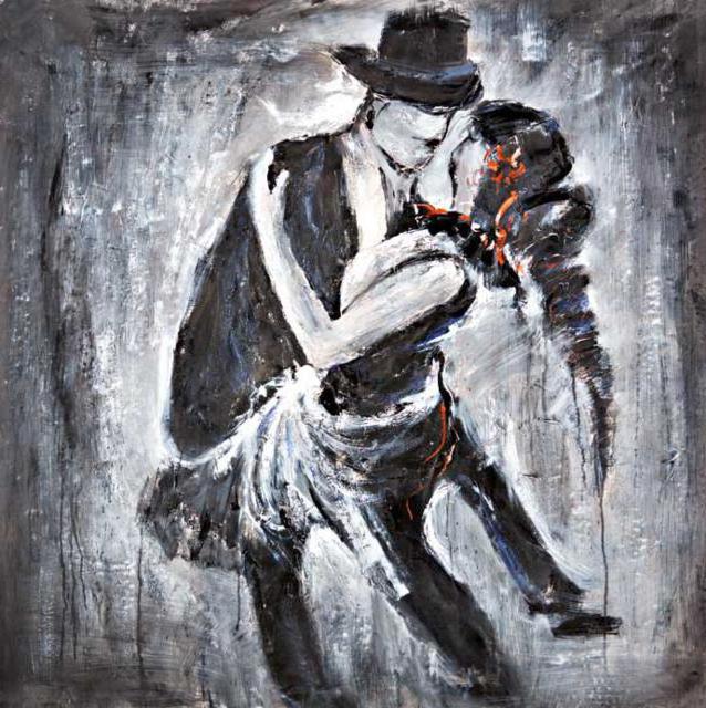 Аргентинское танго, абстракция