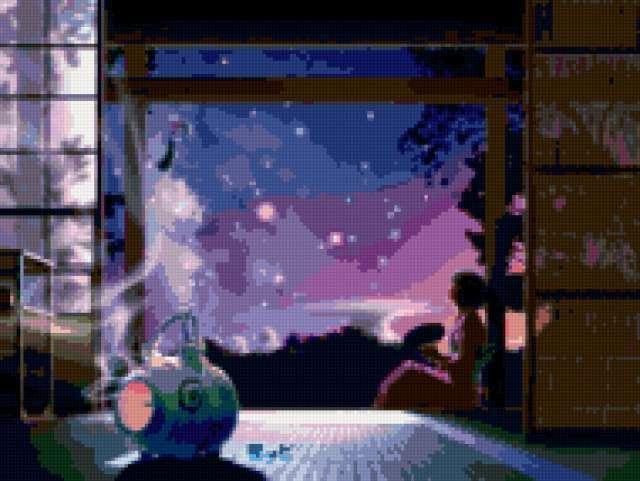 Звёздное небо, предпросмотр