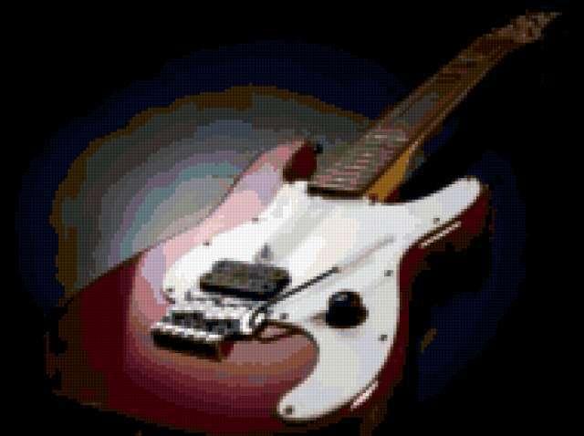 К схеме вышивки «Гитара» нет