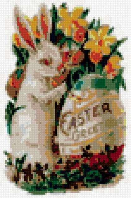 Пасхальный кролик, пасха
