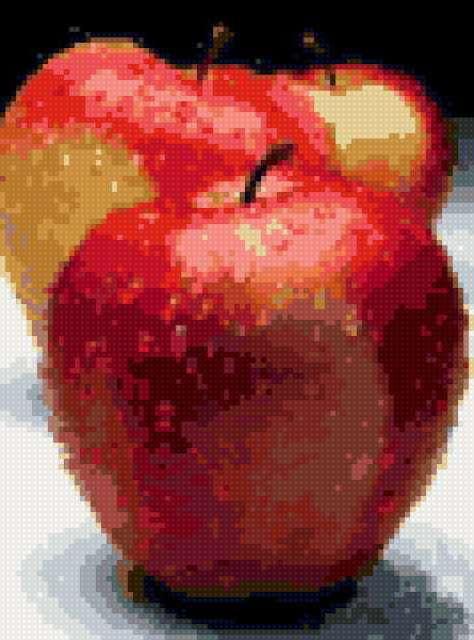 Яблоки, предпросмотр