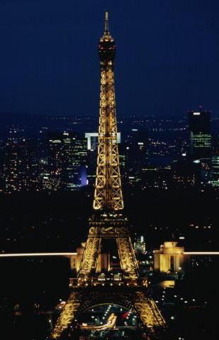 Ночной Париж,