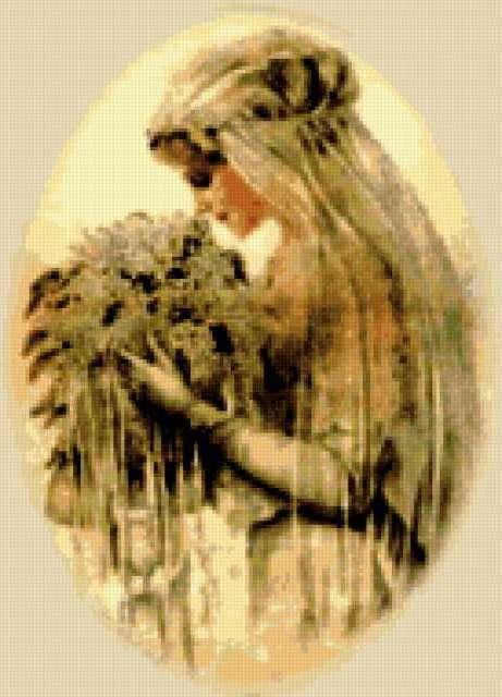 Викторианская невеста