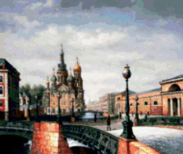 Санкт-Петербург, санкт-