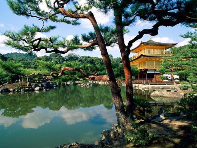 Пагода, оригинал