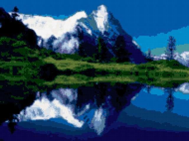 Горы Швейцарии, предпросмотр