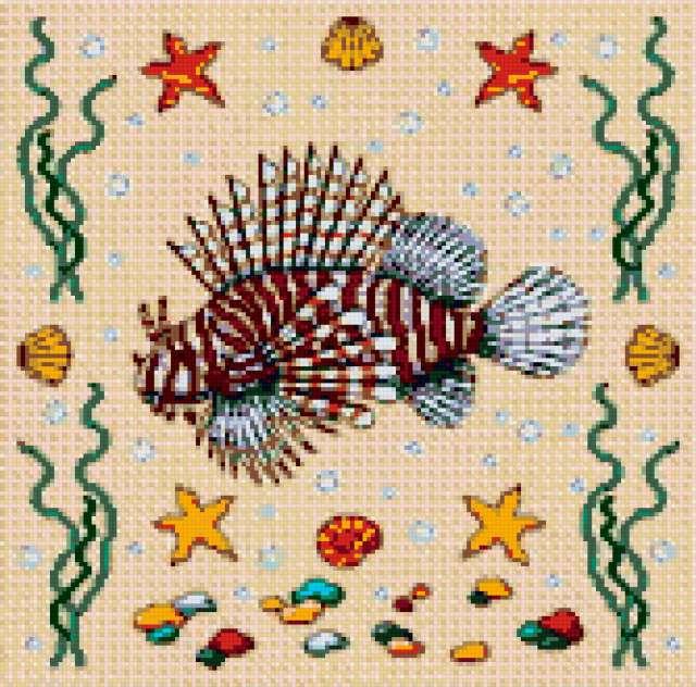 Необычная рыба, предпросмотр