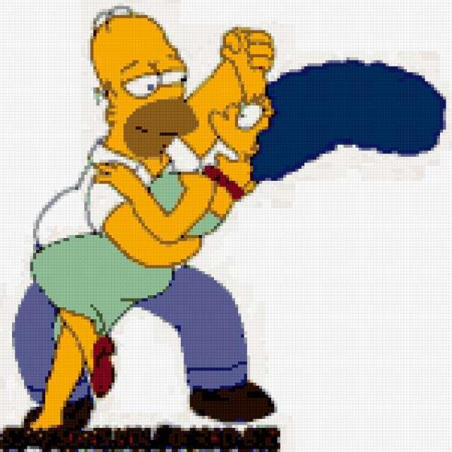 Simpsons, симпсоны, мультяшки
