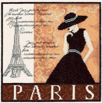 Мода. Париж., мода, город,