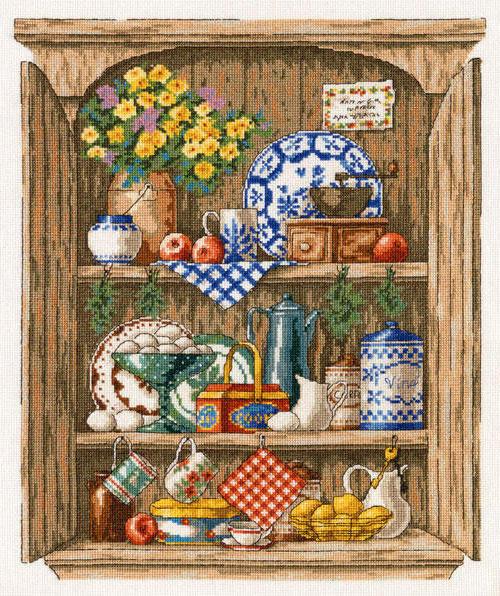 Кухонный натюрморт, оригинал