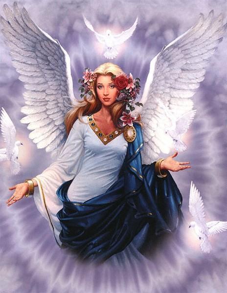 Ангел, ангел, ангелы, небо,