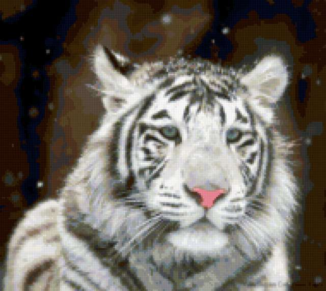 Белый тигр 3, предпросмотр