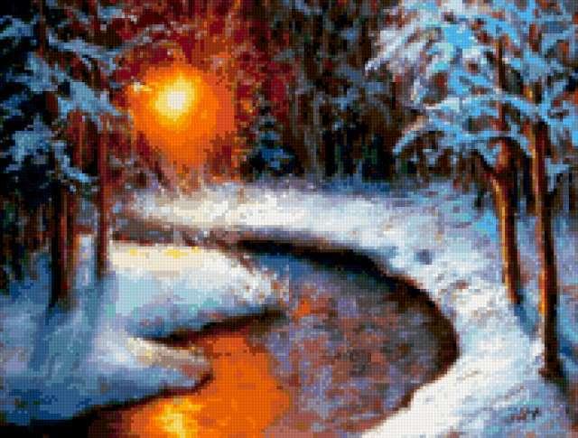 Зимушка-зима, предпросмотр
