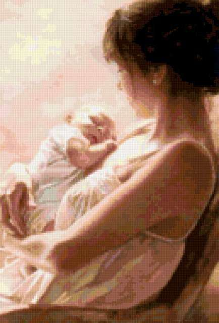Материнство. Стив Хэнкс