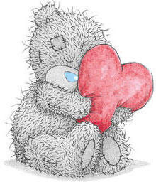 Teddy in Love,